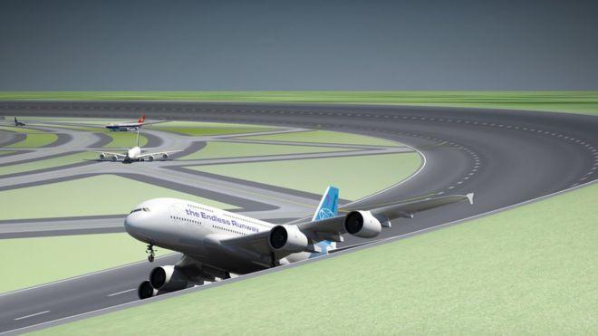 Un proyecto financiado por la Unión Europea concluyó que construir pistas circulares es una buena idea. Pero ¿por qué no se hicieron hasta ahora? (NLR MULTIMEDIA)