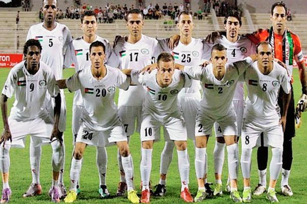 La selección de Palestina deberá jugar en Arabia Saudí. (Foto Prensa Libre: Hemeroteca PL)