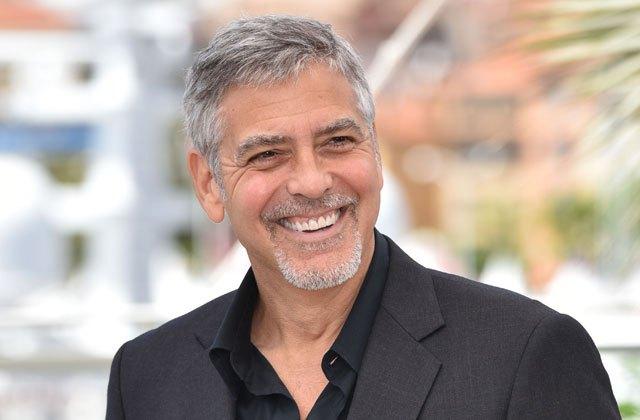 El rostro de Clooney destaca por sus facciones, según un análisis cosmético (Foto Prensa Libre: servicios).