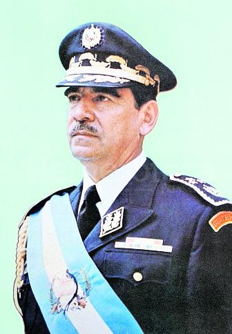 Fernando Romeo Lucas García, Presidente de Guatemala 1978-1982. (Foto: Hemeroteca PL)
