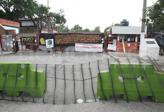 La Universidad de San Carlos permaneció cerrada durante 52 días en 2010. (Foto: Hemeroteca PL)