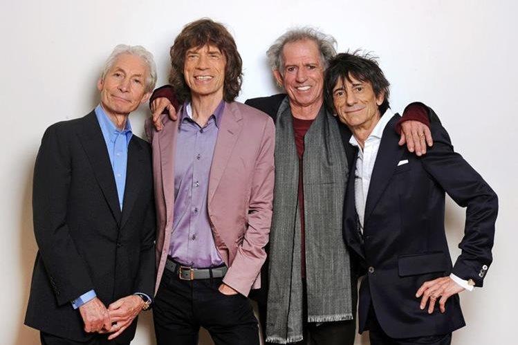 La mítica banda británica tiene más de 40 años de trayectoria. (Foto: Hemeroteca PL).
