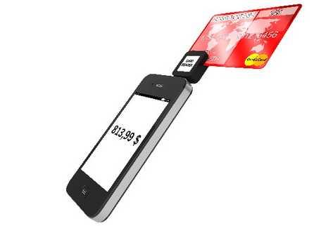 Los teléfonos inteligentes y tabletas electrónicas comienzan a ocupar el lugar de las cajas registradoras en varios comercios,