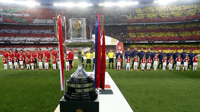 Barsa vs. Athletic en cuartos de final de Copa del Rey
