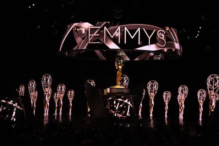 Los Emmy son considerados los premios Óscar de la televisión y el domingo último galardonaron a los mejor de la pequeña pantalla en más de 20 categorías. (Foto Prensa Libre: AFP)