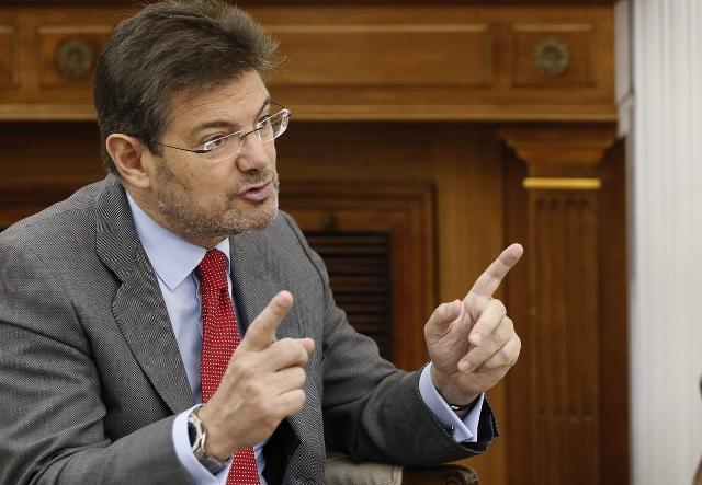 Rafael Catalá, ministro de Justicia español, desarrollará la ponencia de apertura. (Foto Prensa Libre: Cortesía)