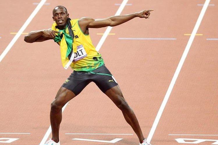Usain Bolt en los Juegos Olímpicos de Londres 2012. (Foto: Hemeroteca PL)