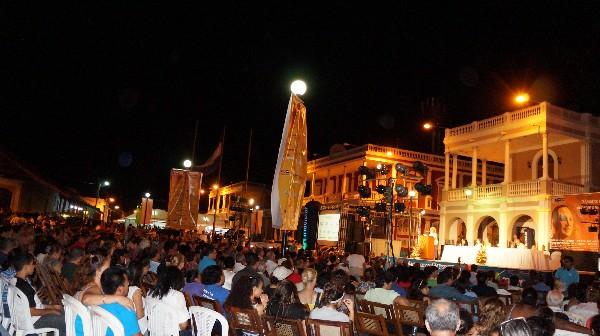 Festival de Poesía de Granada en Nicaragua es una fiesta de versos. (Foto Prensa Libre: Hemeroteca PL)