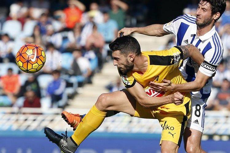 El Eibar está urgido de puntos en La Liga española. (Foto Prensa Libre: Hemeroteca)