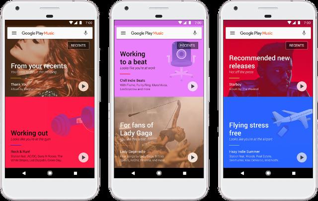 La interfaz y el diseño de la app también están de estreno. (Foto Prensa Libre: Google).