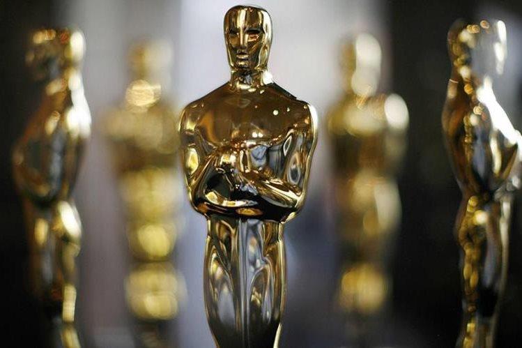 La entrega de los Óscar será el 28 de febrero. (Foto Prensa Libre: Hemeroteca PL)