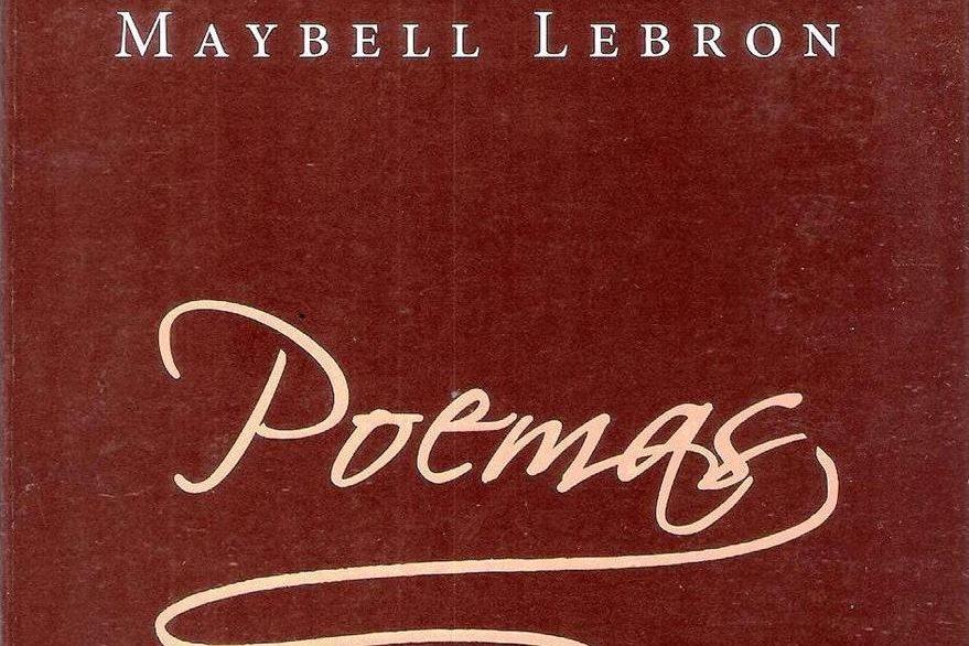 Poema es la obra por la que Maybell Lebrón fue galardonada con el Premio Nacional de Literatura 2015. (Foto Prensa Libre: Hemeroteca PL)