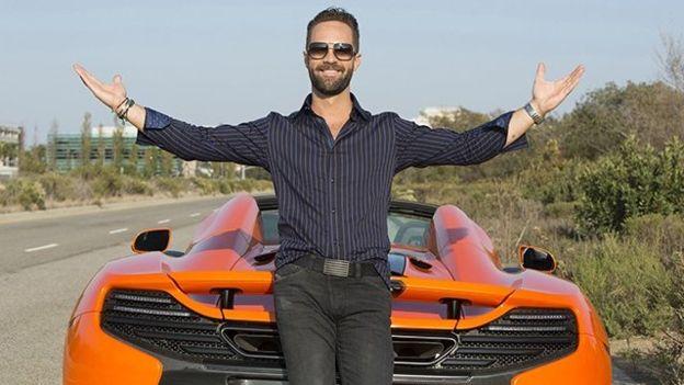 """El actor Chris Diamantopoulos interpreta en la seriede HBO """"Silicon Valley"""" a uno de estos empresarios que se han hecho millonarios trabajando en el mundo de los gigantes tecnológicos (IMDB)."""