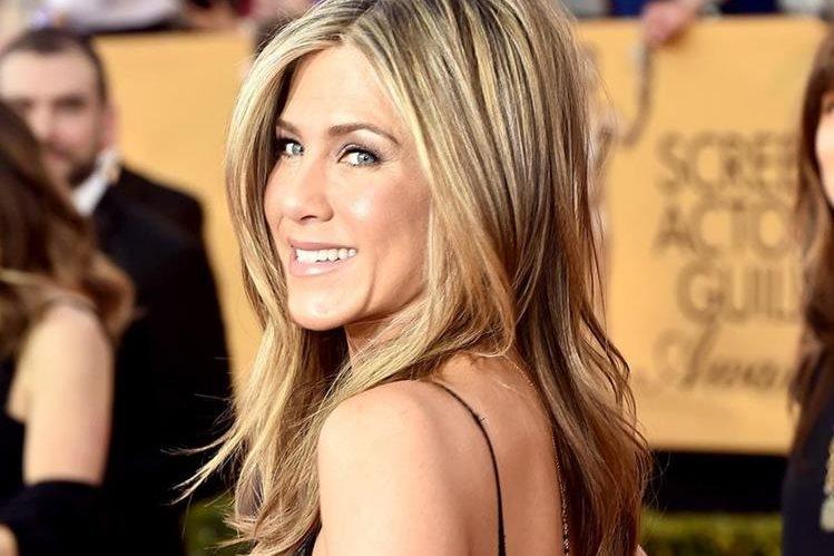Jennifer Aniston es nombra por segunda ocasión con la mujer más hermosa. (Foto Prensa Libre: Hemeroteca PL)