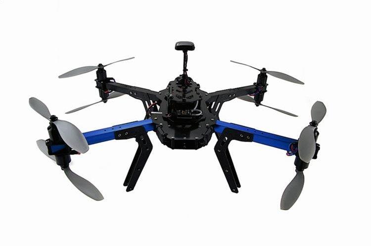Dron X8, de 3d Robotics