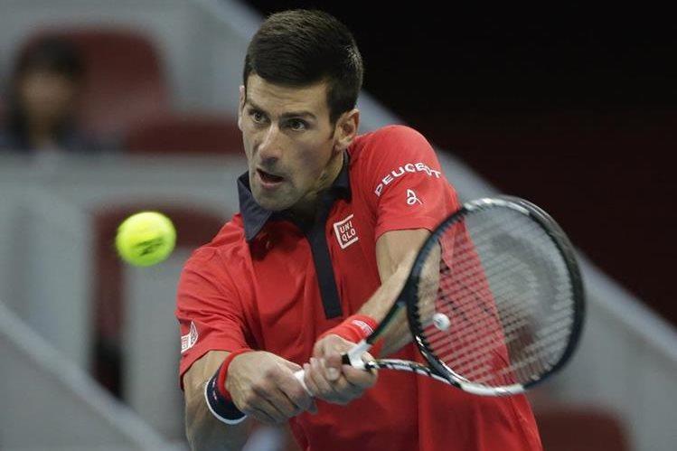 Novak Djokovic se encuentra en un de sus mejores momentos de su carrera. (Foto Prensa Libre: AP)