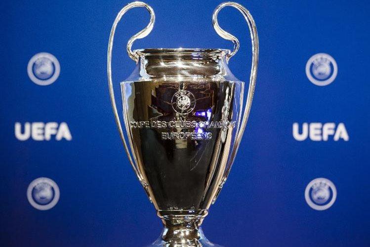 La Champions League es uno de los torneos más seguidos en el mundo. (Foto Prensa Libre: Hemeroteca PL)