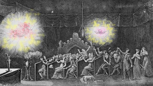 El horror atraía al público. SCIENCE & SOCIETY PICTURE LIBRARY
