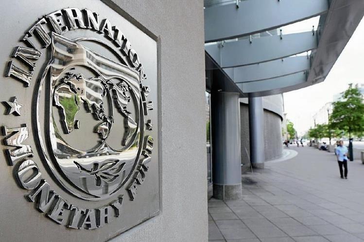 Sede del Fondo Monetario Internacional (Foto Prensa Libre: Hemeroteca PL)