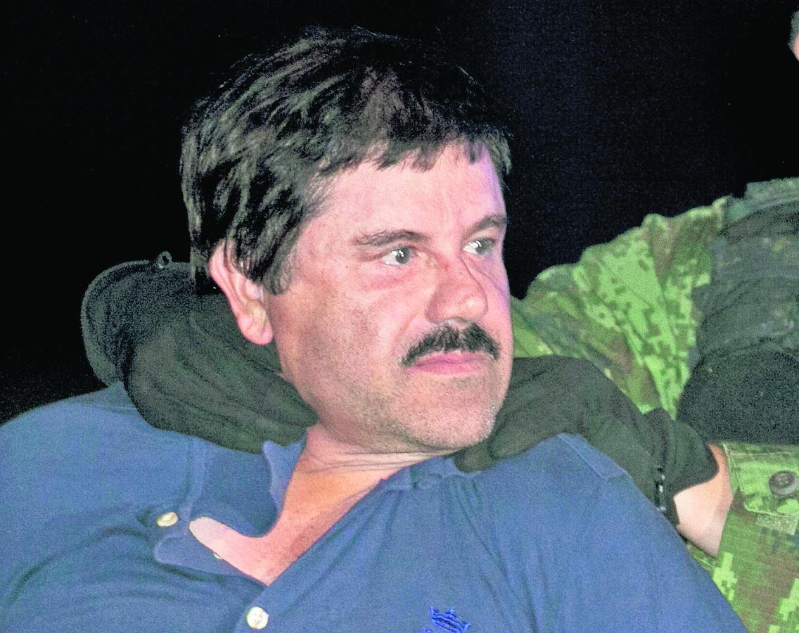 """El """"Chapo"""" Guzmán teme por su vida y cree que morirá antes de enero si no atienden su salud. (Foto Prensa Libre: Hemeroteca PL)."""