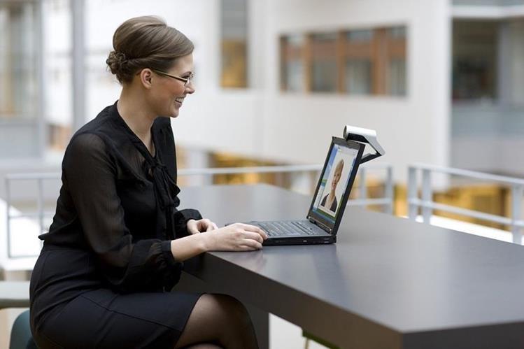 La idea de Amazon es que las oficinas solo usen una app para hacer conferencias y trabajar en grupo. (Foto: Hemeroteca PL).