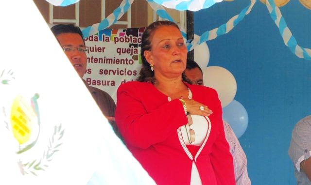 Lilian Piedad García Contreras (Fray Bartolomé de las Casas, Alta Verapaz) dirigirá una alcaldía donde  solo hombres han figurado. Su propuesta es  velar por el turismo y el desarrollo social.