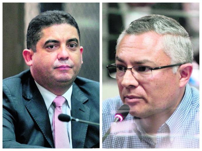 Salvador González aseguró al juez que un empresario que aspiró a la Presidencia utilizaba los servicios de La Línea. (Foto Prensa Libre: Hemeroteca PL)