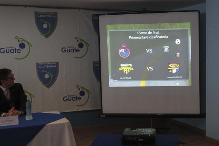 El Torneo de Copa se volverá a jugar en Guatemala, con 40 equipos. (Foto Prensa Libre: Norvin Mendoza)