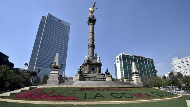 En 2016, la capital de México cambió su nombre oficial a Ciudad de México y comenzó a popularizarse la abreviatura CDMX. GETTY IMAGES
