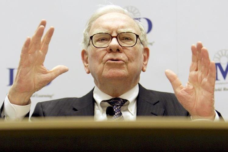Warren Buffet es uno de los hombres más ricos del mundo. (Foto: Hemeroteca PL)