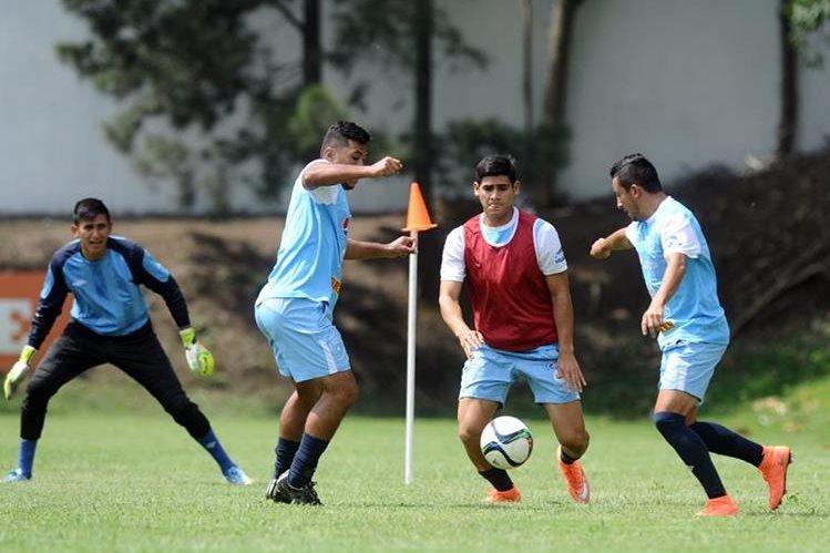 La Selección Nacional trabajará tres días en el Proyecto Goal. (Foto Prensa Libre: Hemeroteca PL)