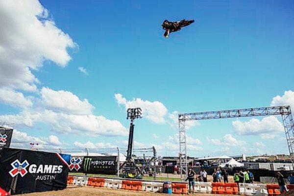 Inició la cuenta regresiva para el máximo evento de los deportes extremos de verano. (Foto Prensa Libre: Cortesía X Games).