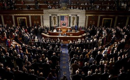 Posturas a favor y en contra del pacto nuclear se toman en el Congreso de EE. UU. (Foto Hemeroteca PL)