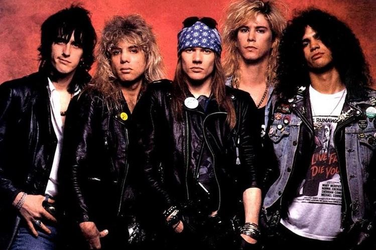 El último concierto de la formación original fue en 1993. (Foto Prensa Libre: Hemeroteca PL)