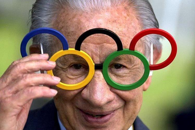 Juan Antonio Samaranch dirigió el Comité Olímpico Internacional de 1980 al 2001. (Foto: EFE)