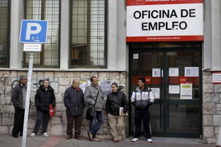 Las condiciones económicas han permitido mejorar la oferta de empleo. (Foto Prensa Libre: 20minutos.es)