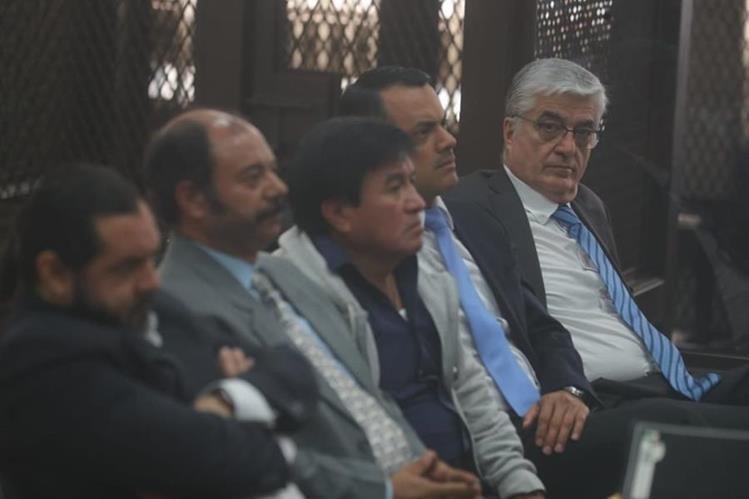 Cinco personas están señaladas en el caso de ejecuciones extrajudiciales en 2005. (Foto Prensa Libre: Erick Avila)