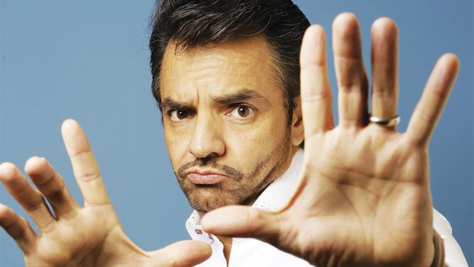 El actor mexicano Eugenio Derbez recuerda Juan Gabriel con un video. (Foto Prensa Libre: Hemeroteca PL)
