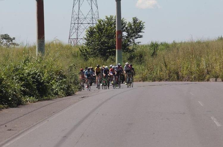 Toda Guatemala está atenta a la 56 Vuelta Ciclística.