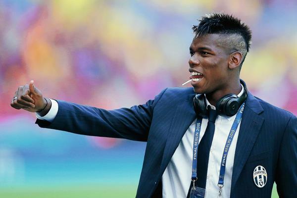 Para los directivos de la Juventus, Paul Pogba seguirá con el club una temporada más. (Foto Prensa Libre: AP)