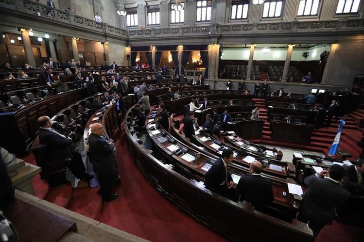 La agenda oscura del Congreso tiene en su mira a los indígenas y campesinos. (Foto Prensa Libre: Hemeroteca PL)