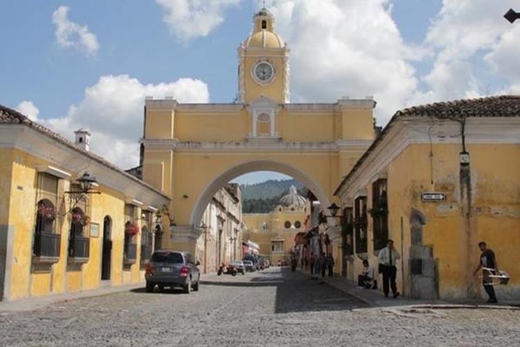Antigua Guatemala fue declarada Patrimonio Cultural de la Humanidad el 26 de octubre de 1979. (Foto Prensa Libre: Hemeroteca PL)