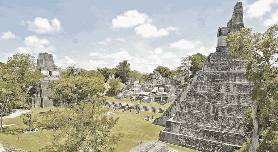 Las ciudades mayas son aún más extensas y desarrolladas de lo que se creían (Foto: Hemeroteca PL).