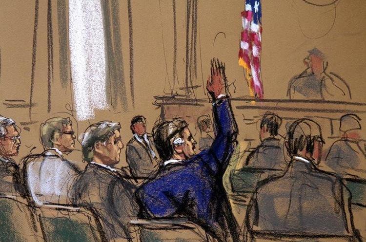 Portillo fue juzgado en Estados Unidos en 2013. (Foto: EFE)