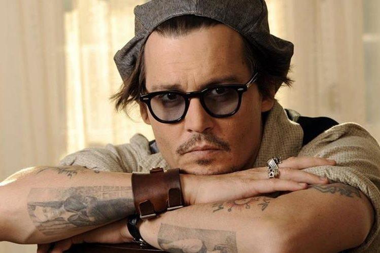 Johnny Depp ha tenido altos y bajos en su vida. (Foto Prensa Libre: Hemeroteca PL)