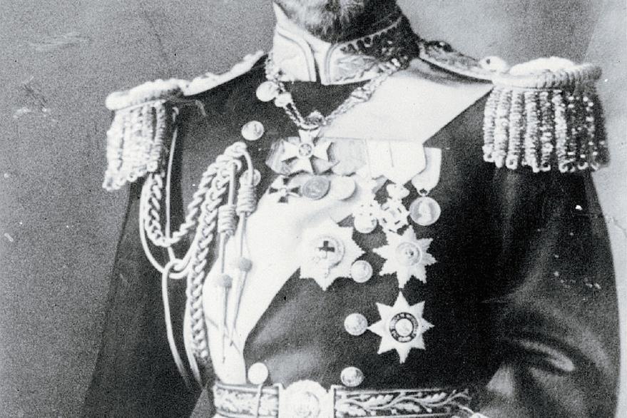 Nicolás II viste uniforme militar. (Foto: Hemeroteca PL)