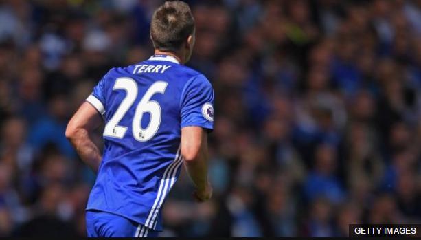 Terry fue el capitán de la mejor época en la historia el Chelsea.