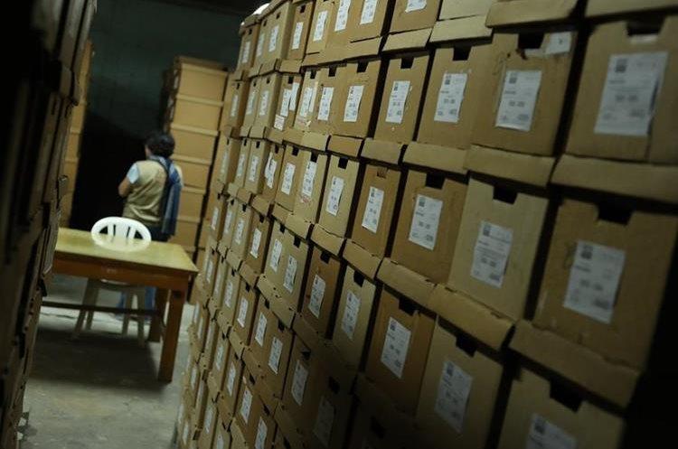 Algunos archivos han revelado las estrategias trazadas por el Estado desde 1954 hasta 1985. (Foto Prensa Libre: Hemeroteca PL)