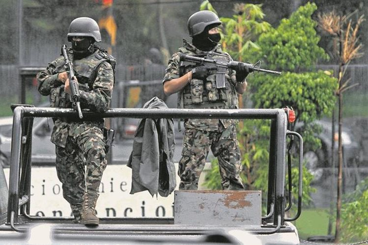 La violencia se ha incrementado en México. (Foto: Hemeroteca PL)