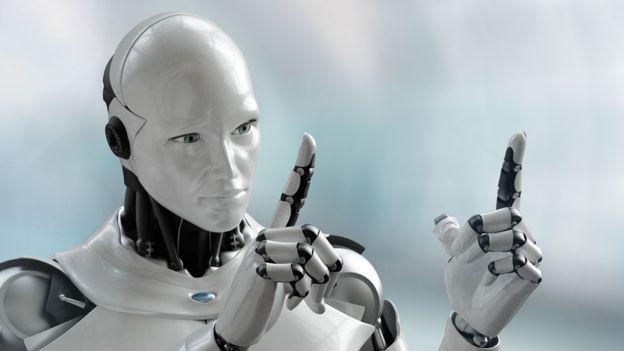 """""""Recientemente me comentaron que un trabajador especializado en inteligencia artificial graduado de una de las universidades top de Estados Unidos puede aspirar a un salario anual cercano a los US$500.000 en su primer trabajo"""". (GETTY IMAGES)"""